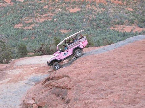 Pink Jeep Tours Sedona: Fun!