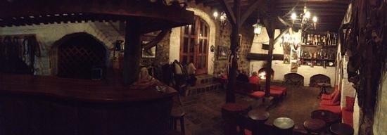 Hacienda Pinsaqui: bar @pinsaqui