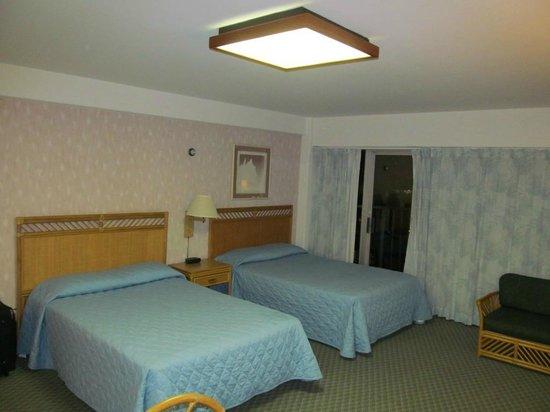 إليما هوتل:                   Spacious sleeping area.                 