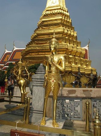 Grand Palace: exquisite