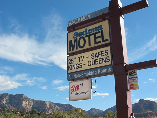 Sedona Motel: Vacancy
