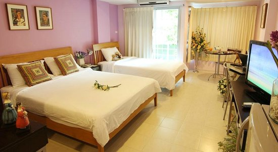 Caza V1 Serviced Apartment : Room