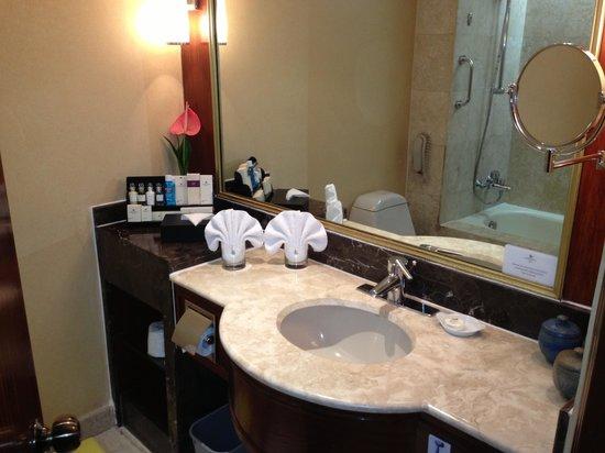 Marco Polo Plaza Cebu:                   Vanity dresser                 