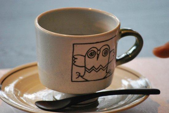 Owl :                   あうる オリジナルカップ