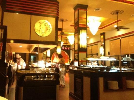 ClubHotel Riu Bambu:                   Jantar
