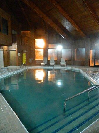 Baymont Inn & Suites Port Huron : Pool area