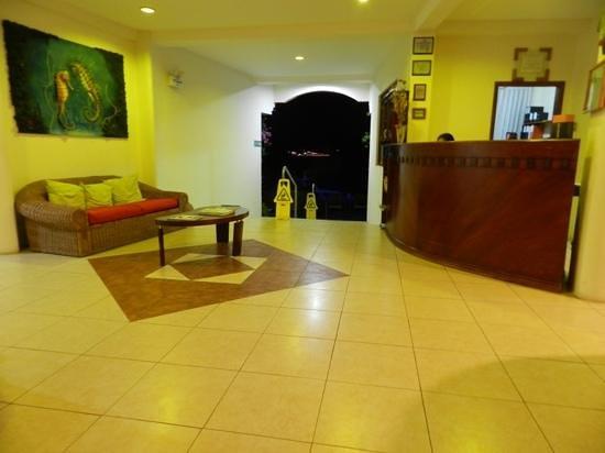 Lobby Hotel Solymar