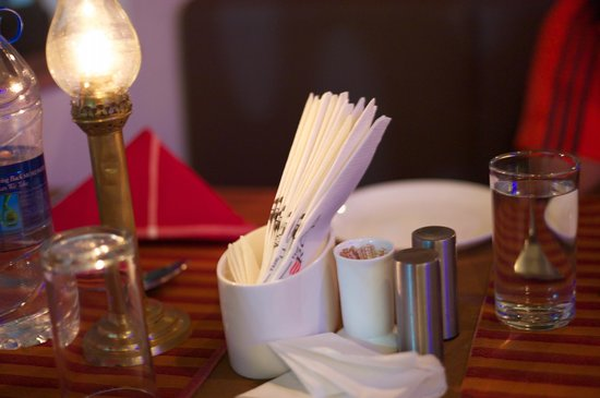 The Mercy:                   Restaurant