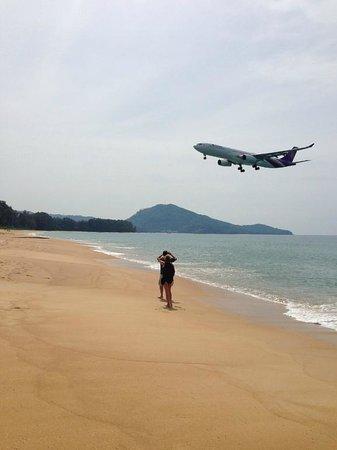 แกรนด์ เวสท์แซนด์ รีสอร์ท แอนด์ วิลลา ภูเก็ต:                   Небо,море,самолет