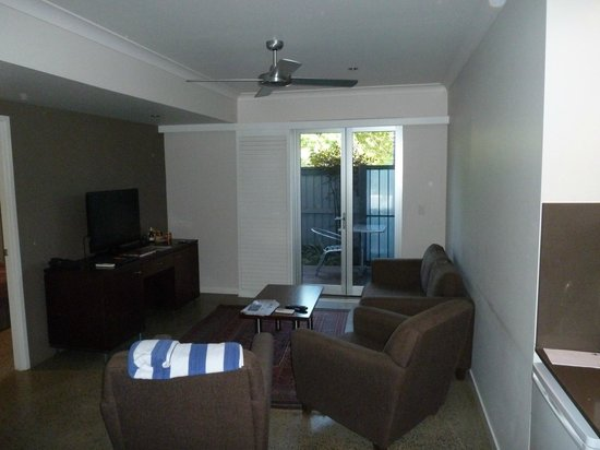 Sovereign Resort Hotel Cooktown:                   Lounge