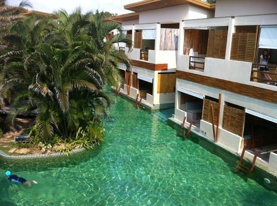The Hideaway Resort :                   Hideaway hua hin