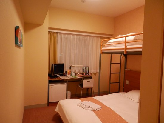 Chisun Inn Niigata-Chuo Interchange:                   部屋の内部