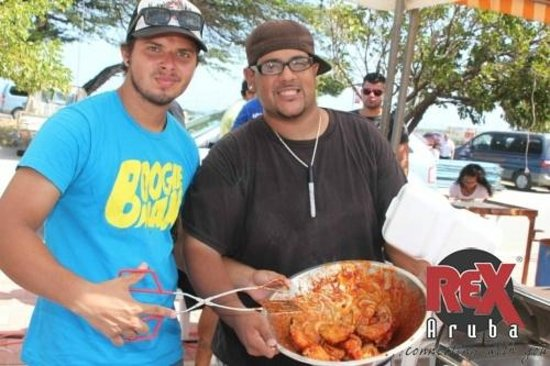 G&G Pizza Co.: Wing Competition 2012