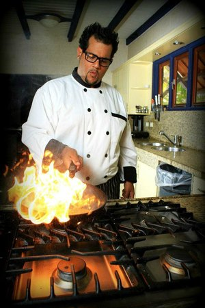 G&G Pizza Co.: Our Chef, Gabriel Ayala