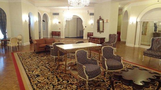 Washington Marriott Wardman Park Hotel:                   Foyer