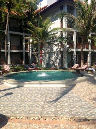 Novela Muine Resort & Spa :                   джакузи с горячей водой