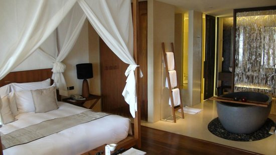 Hansar Samui Resort:                   部屋