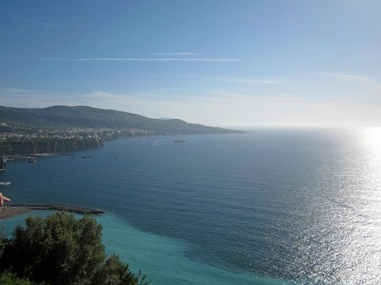 Hotel Parco dei Principi:                   Taken from my hotel balcony!