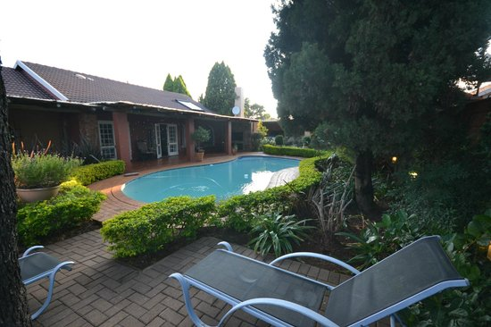 Accommodation at Van's : Pool