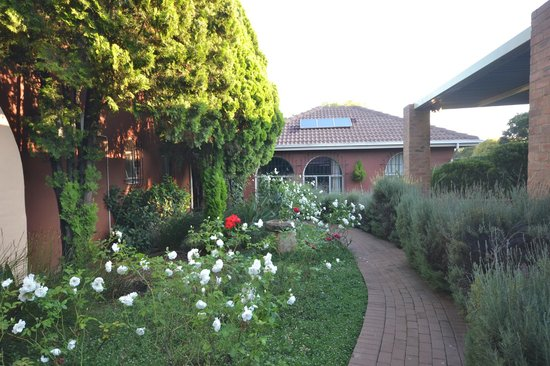 Accommodation at Van's : Garden