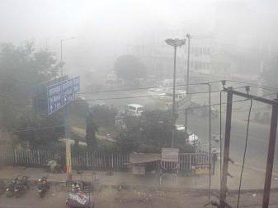 Hotel Ganga Ratan:                   view