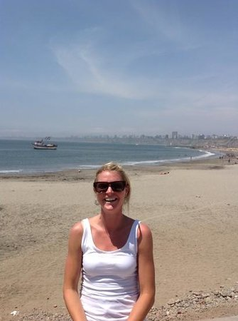 Mantaraya Travel - Day Tours and Trips for Colombia:                   our trip to Lima, Peru.