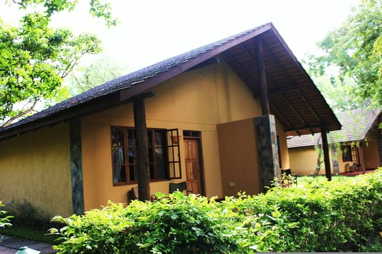 Arumeru River Lodge: Our cottage