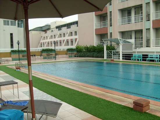 Swimming Pool Picture Of Evergreen Place Siam By Uhg Bangkok Tripadvisor