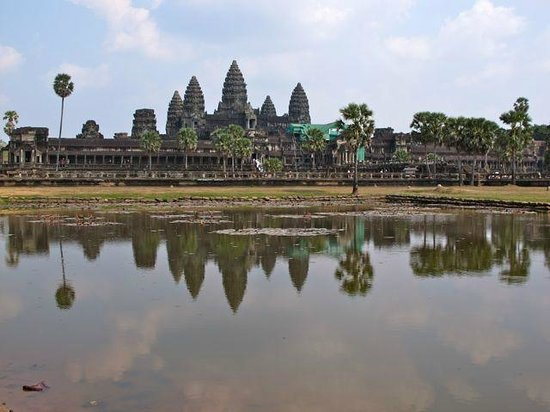 Ta Prohm - Picture of Angkor Archaeological Park, Siem ...