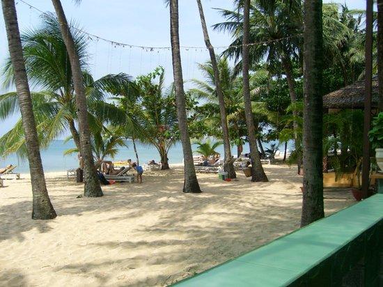 Sea Star Resort Phu Quoc: la plage