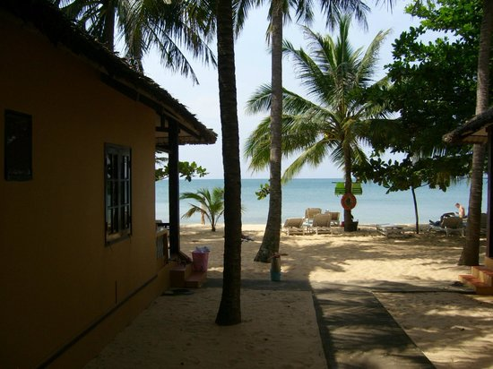Sea Star Resort Phu Quoc: vue sur la plage