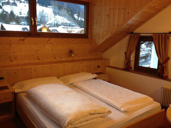 Hotel Garni Snaltnerhof:                   Our room