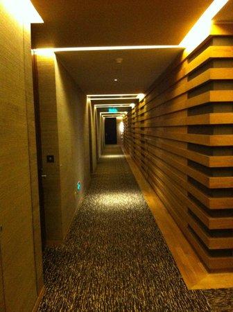 Grand Hyatt Guangzhou: Corridor