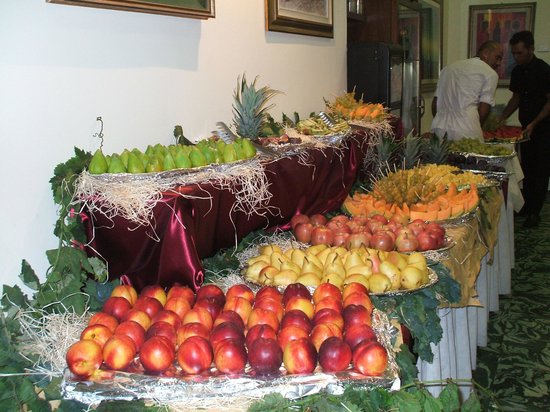 Hotel Astra: Hotel_Astra buffet frutta