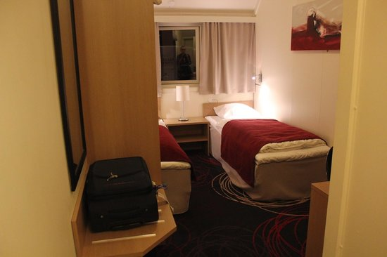 Gardermoen Airport Hotel:                   Fairly nice room for one person to stay