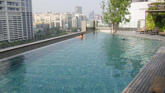 Novotel Bangkok Platinum Pratunam: Piscine
