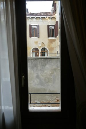 Hotel Al Ponte Mocenigo: View