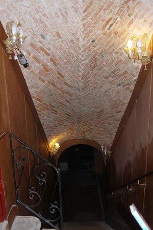 Hotel Al Ponte Mocenigo: Corridor
