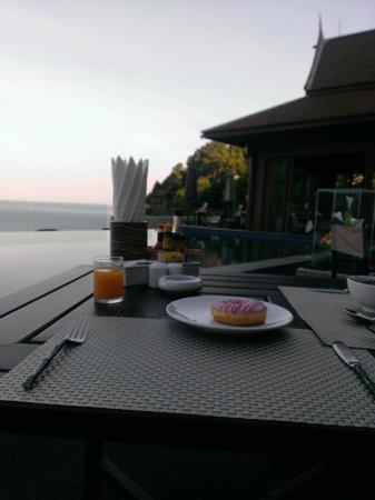 Ayara Kamala Resort & Spa:                   Breakfast