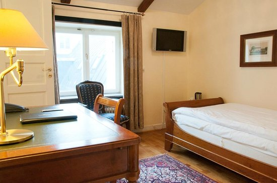 Mayfair Hotel Tunneln: Single room 413
