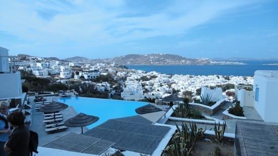 Vencia Hotel:                   vencia boutique mykonos