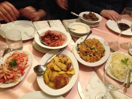 Hotel Bengol: I piatti che colorano la tavola