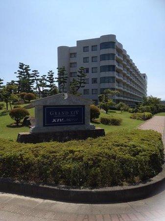 Hatsushima :                   初島