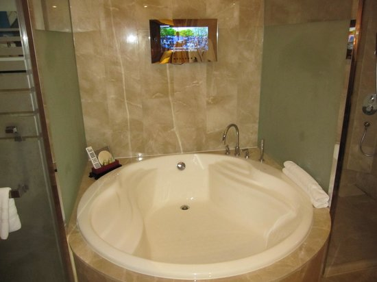 Sofitel Bangkok Sukhumvit:                   Salle de bain
