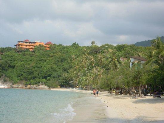 Sarikantang Resort & Spa:                   La plage de l'hotel