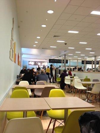Marks & Spencer Cafe