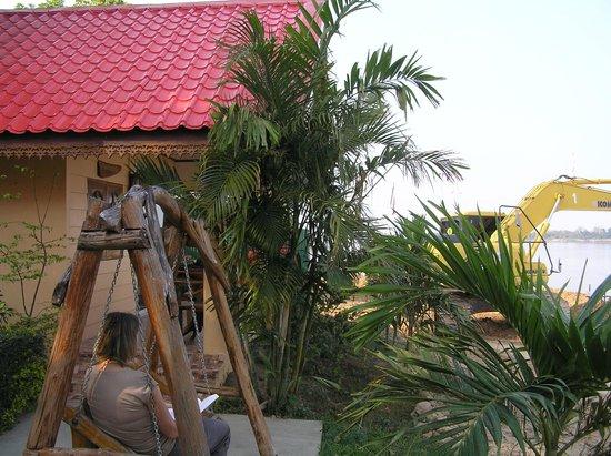 Rojana's Retreat on Mekong: Room on the Mekong