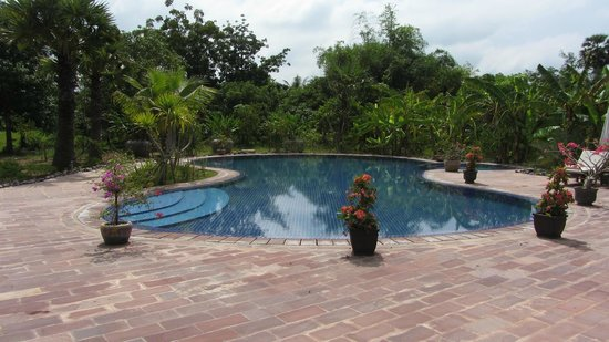 Battambang Resort: pool