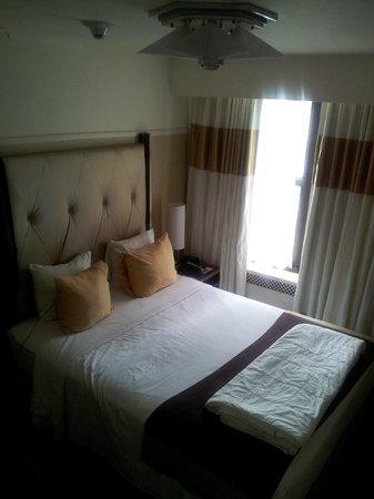 Wyndham New Yorker Hotel:                                     La chambre 3215...rien à redire.
