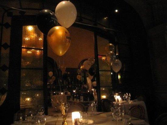 Paris Las Vegas:                   レストラン
